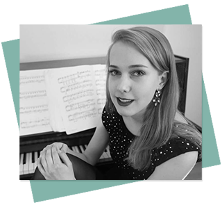 Maia Van Raes | piano • theory voice trumpet teacher east york toronto
