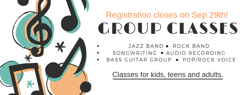 group music lessons in toronto