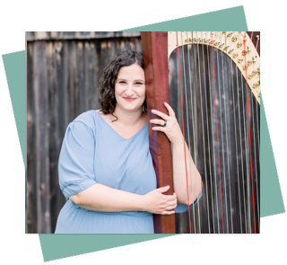 harp teacher east york toronto